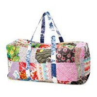 Cotton Luggage Bags