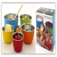 Colord Mixing Bowls