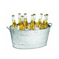 Galvanized Party Tubs