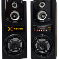 8 inch Active Speaker With Mp3, USB, SD, FM