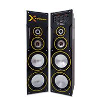 "3 Way Active Speaker 8""  Mp3, Fm Radio, Blt"