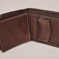Genine Leather Mens Wallets