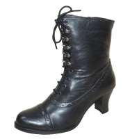 Expose Trendze 0013-BVR Sheep Leather Long Boot