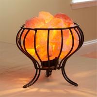 Iron Baskets Lamps