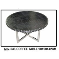 MIN-038, Coffee Table 90x90x42CM
