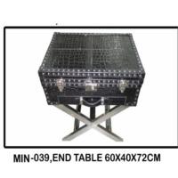 MIN-039, End Table 60x40x72CM