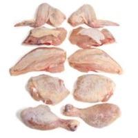Frozen Chicken and Chicken Parts