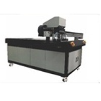 UV LED Curing Flatbed Printer