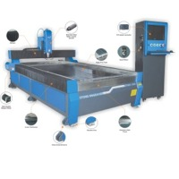 CNC Router & Engraver (For Stone & Marble)