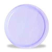 Clear Bajari Dish Violet