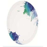 Brush Paint Plates
