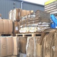 OCC Waste Cardboard