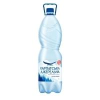 Carpatian Mineral Water 2 Liter