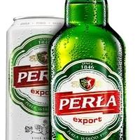 Perla Export Beer