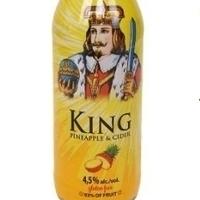 Poker Series Hard Cider - King