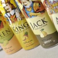Poker Series Hard Cider - Jack