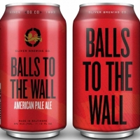 Balls To The Wall American Pale Ale Beer