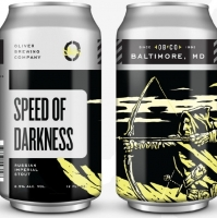 Speed Of Darkness Russian Imperial Stout Beer