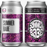 Summer Bebe Raspberry Wheat Ale Beer