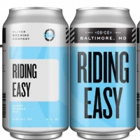 Riding Easy Hoppy Blonde Ale Abv 4.4% Beer