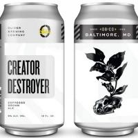 Creator Destroyer Espresso Brown Ale 6.0% Beer