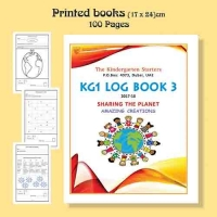Printed Books 17X24-100 pages