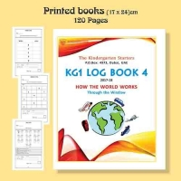 Printed Books 17X24-120 pages