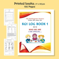 Printed Books 17X24-160 pages