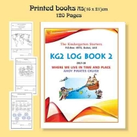 Printed Books A5-120 Pages