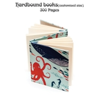 Hard Bound-300 Pages