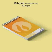 Notepad-40 Pages