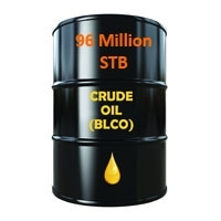 96M Bonny Light Crude Oil