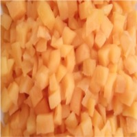 IQFSweet Potatoes Diced Un-sieved