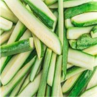 Frozen Zucchini Slices