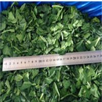 Block Frozen Chopped Spinach