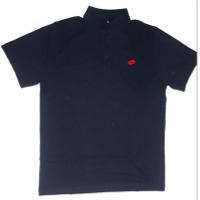 Mens High Neck Polo T Shirt