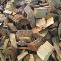 Chip Wood, Softwood And Hardwood