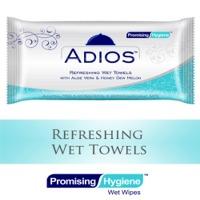 ADIOS Refreshing Single Piece Wipes