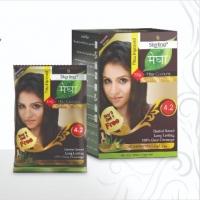 Henna Hair Colour Natural Brown