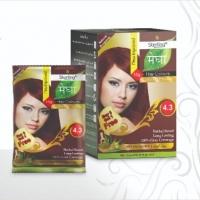 Henna Hair Colour Natural Burgundy