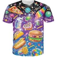 Sublimation Graphics Design T-shirt