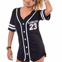 Women's Cool Base Player Sexy Jersey