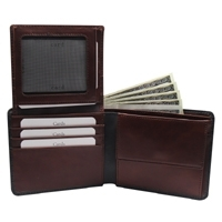 Cow Leather Coin Purse And Mens Wallet
