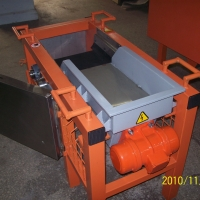Laboratory Roll Magnetic Separator