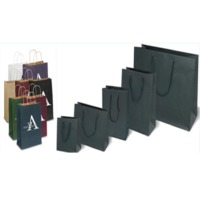 Matte Laminate Shopping Bags