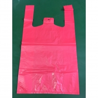 Virgin T-shirt Plastic Bags