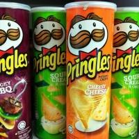 Pringles Potato Snacks