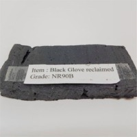 Black Rubber Reclaimed