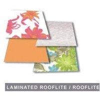 Laminated Rooflite