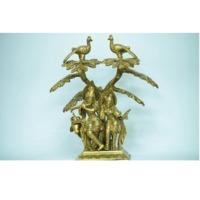 Radha Krishan Bronze Statue